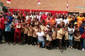 Pafindo Gelar Hut RI ke 72 Sabtu (26/8/2017) kemarin  di Panti Asuhan Muslimin Jakarta. Foto: ibra.