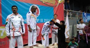 Kejuaraan Nasional Karate Terbuka Sekoci Cup II/2017 Sukses Digelar