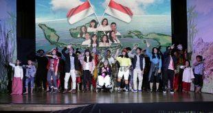 Walikota Tangsel, Airin Rachmi Diany, Puji Penampilan Anak-Anak di Konser Teater Musikal Anak