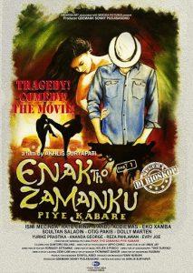 Poster film Enak Tho Zamanku