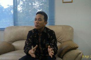 Deni Santo,Kepala Pertanahan Kabupaten Bekasi,Jawa Barat. Foto: ist.