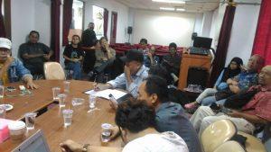 Suasana rapat juri UIA, Rabu (4/10/2017) di jakarta. Foto: ist.