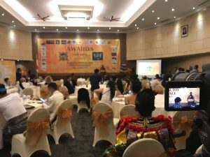 Suasana digelarnya  International Film Festival for Spirituality, Religion and Visionary (IFFSRV) 2017. Foto: Ist.