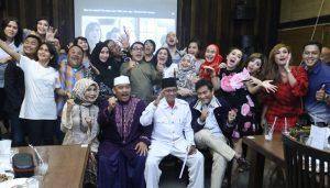 Silatrurahim Pafindo, Jumat (18/11/2017)  malam bersama tamu istimewa di kawasan Bintaro, Tangerang Selatan. Foto: Can