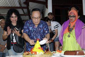 Syukuran hut I.Ki ke 2. Jumat (10/11/2017) di Jakarta. Foto: DSP.