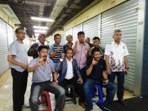 Anggota dan Pengurus Ikatan Perantau Minang (IPM) Thamrin City., Foto: Ibra.