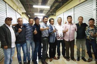 Sebagian anggota dan Pengurus Ikatan Perantau Minang (IPM) Thamrin City. Foto: Ibra.