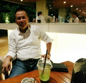 Ody Mulya Hidayat. Foto: Ibra.