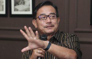 Ferry Mursyidan baldan. Foto: Dudut Suhendra Putra.