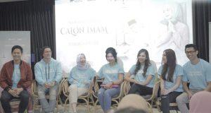 Prescon film Assalamulaikum Calon Imam. Foto: Ki2.