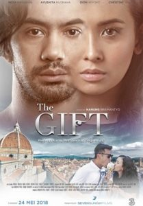 Poster film The Gift. Foto: Ist,