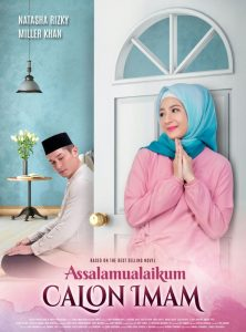 Poster film Assalamualaikum Calon Imam. Foto: ist.