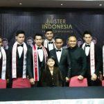 Mereka yang berjaya di Mister Indonesia 2018. Foto: Ibra.