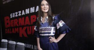 Wajah Luna Maya disulap Tukang Make Up Dari Rusia Mirip Suzzanna