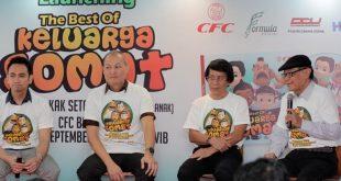 Film The Best of Keluarga Somat diluncurkan Dalam Format DVD