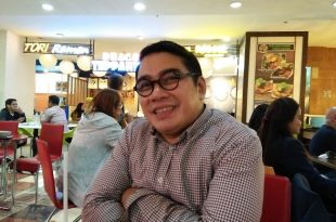 Gion Prabowo. Foto: Ibra