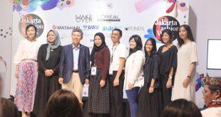 YCIFI Kembali Hadir di Jakarta Fashion Week 2019