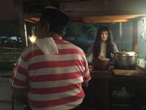 Adegan film Suzanna Bernafas Dalam Kubur. Foto: ist.