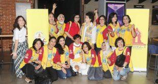 500 Pelajar Nobar Film Impian 1000 Pulau
