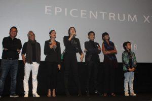 Mereka yang terlibat di film Tusuk Jelangkung di Lubang Buaya. Foto: Ki2