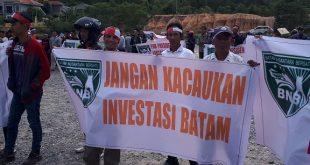 Gerakan Batam Nusantara Bersatu Minta Tunda Rencana Rangkap Jabatan Wali Kota Batam