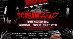 12 Film Horor Akan diputar di IMAX Keong Emas TMII