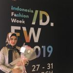 Lea Elfara Sekjend Kadin Fashion Desaigner of Indonesia. Foto: ist.