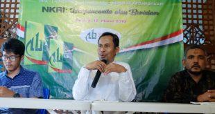 Sekjen ABI Ahmad Hidayat Inginkan Pemilu Berakhir Berjalan Damai