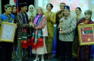 mereka yang berjaya di IFFWSZ 2019. Foto : Dudut Suhendra Putra.