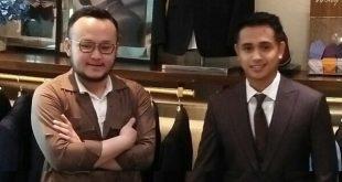Sekali Fitting Aktor Ajun Perwira Bilang Jas Pengantin Buatan Samuel Wongso, Ajaib dan Keren