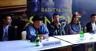 Prescon film Single Part 2. Foto: Dudut Suhendra Putra.
