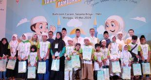 Dana Mustadhafin Berbagi Santunan dan Buka Puasa Bersama 1000 Anak Yatim & Dhuafa