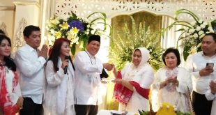 Anna Mariana Gelar Tasyakuran & Doa Bersama Kemenangan Jokowi-Ma'ruf Amin