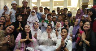 """Ketum Pafindo Gion Prabowo: """"Jangan Takut Harta Berkurang Berbagi Dengan Anak Yatim Piatu"""""""