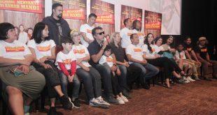 Film Dilarang Menyanyi Di Kamar Mandi, Komedi Seksi Ala Jhon De Rantau