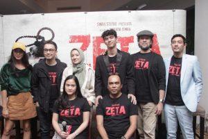 Prescon film Zeta. Foto: Dudut Suhendra Putra.