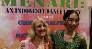 Film Menari Karya Cheryl Halpern & Natasha Dematra Akan Diboyong Keliling Dunia
