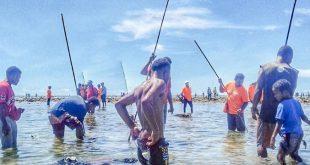 Tradisi Mancing Snap Mor Jadi Daya Tarik Festival Biak Munara Wampasi 2019