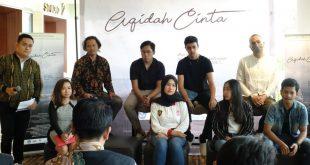 """Film """"Aqidah Cinta"""" Karya Pelajar SMK Tayang di Bioskop XXI"""