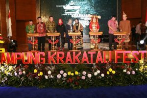 Lampung Krakatau Festival. Foto: ist.