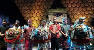 Para Penyanyi Internasional Meriahkan Ubud Village Jazz Festival 2019