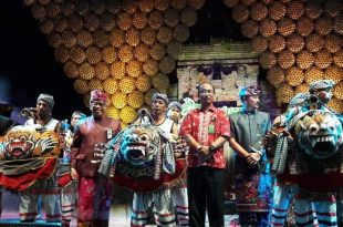 Ubud Village Jazz Festival (UVJF) 2019. Foto: ist.