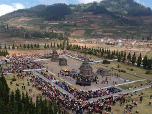 Dieng Culture Festival 2019. Foto: ist.