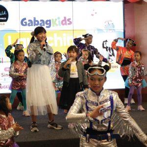 Suasana acara peluncuran ta sekolah, Gabadkids dari gabag indonesia. foto: ist.