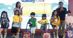 Gabag Indonesia Luncurkan Tas Sekolah