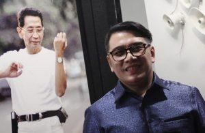 Ketum Pafindo Gion Prabowo. Foto: Dudut Suhendra Putra.