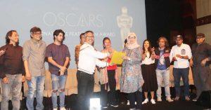 Komitis seleksi film Indonesia memilih menuju Oscar 2019. Foto: Can.