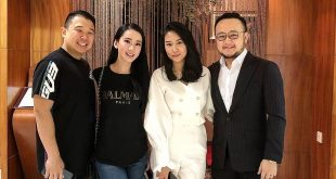 Samuel Wongso Ramal Sahabatnya Gill Gladis Segera Menikah Jadi Kenyataan