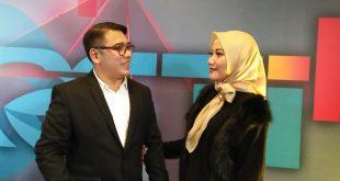 Gion Prabowo Tengah Menikmati Jadi Host Silet Misteri