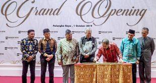Hotel Terbesar Resmi Beroperasi, Palangkaraya Jadi Destinasi MICE Unggulan Kalteng